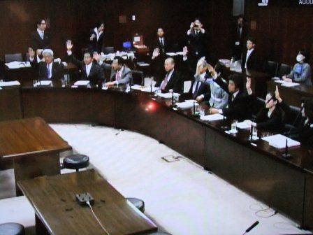 ミニ12.3法務委員会