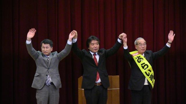 20140316嘉麻市演説会
