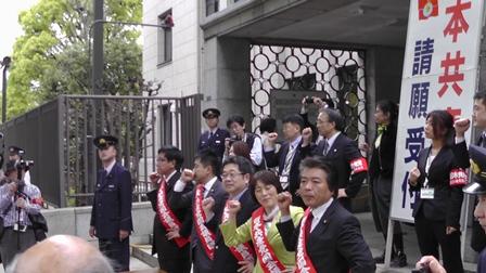 4.22福島原発デモ1